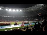 Футбол. Россия - Португалия.